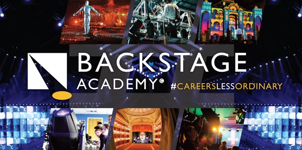 Backstage Academy Student Recruitment Campaign